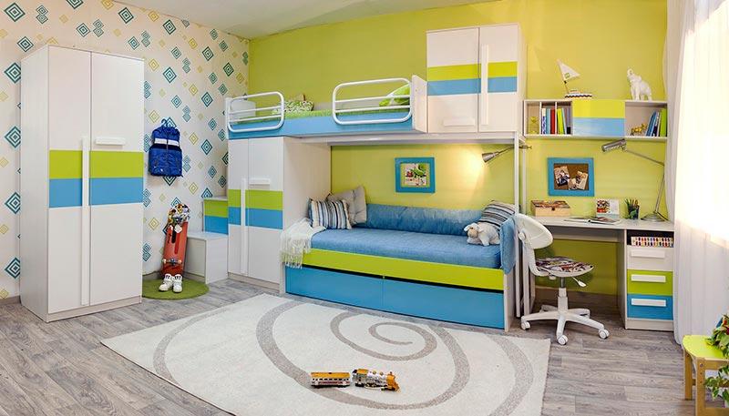 Мебель для детской 38 попугаев Твист Олли 1