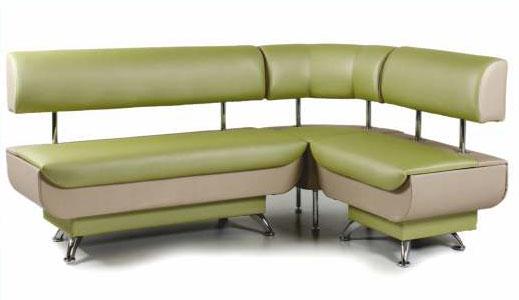 Кухонный уголок Бител Валенсия диван МД 1500 + МД 1000 + МУ 500