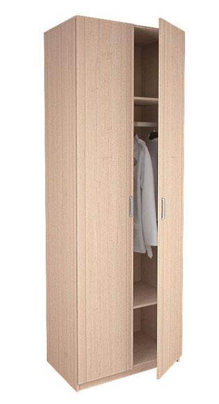 Шкаф для одежды 2-х дверный серии Лотос АРТ-8.02