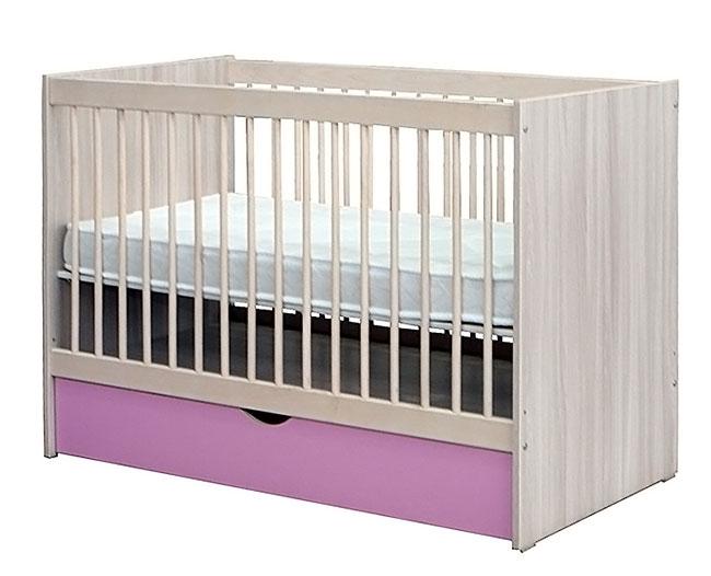 Кровать детская Боровичи 60х120