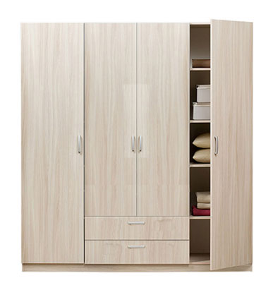 Шкаф 4-дверный Боровичи Эко, арт. 5.15 Эко