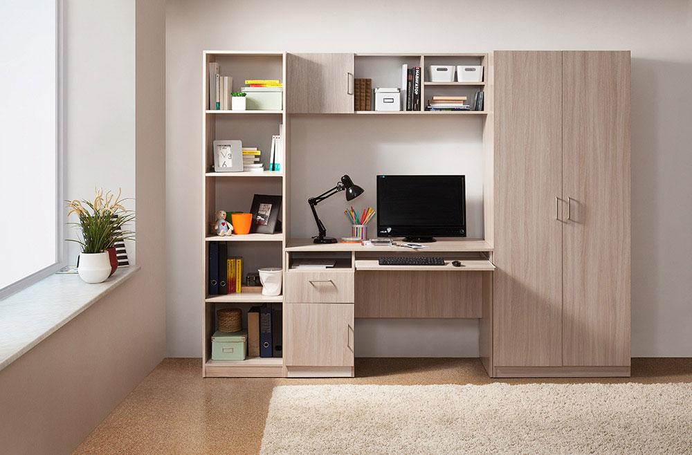 Мебель для детской комнаты Боровичи Эко