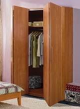 Складные двери для шкафа-гармошка