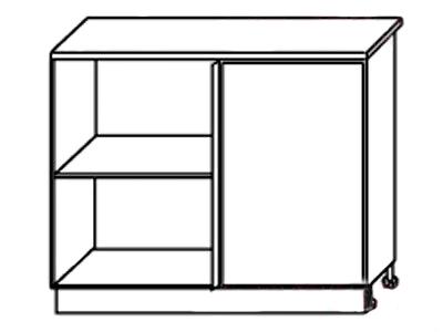 Стол угловой АРТ: СН77