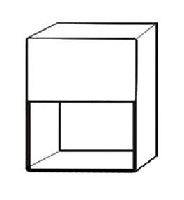 Шкаф с нишей, арт.: СВ-4Н