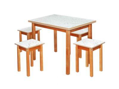 Стол обеденный раскладной - 3870.00 руб.  - МебельШерм.