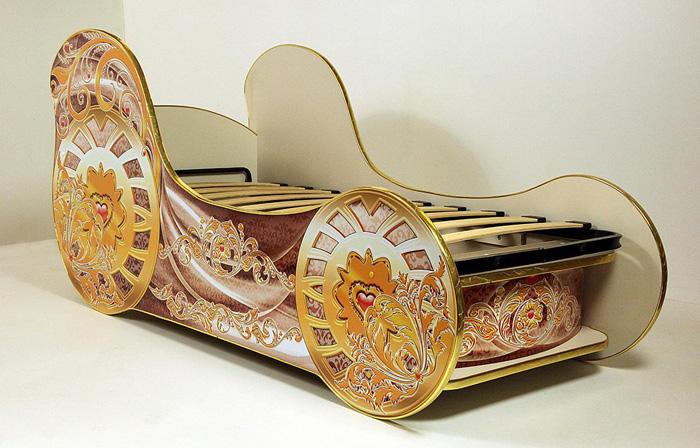 Кровать-карета Мини