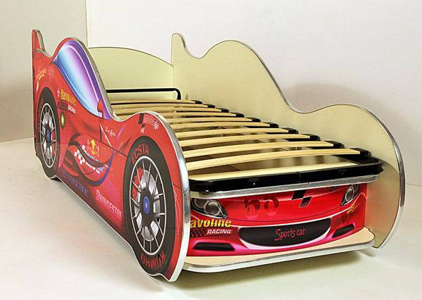 Кровать-машинка Спорт кар-2