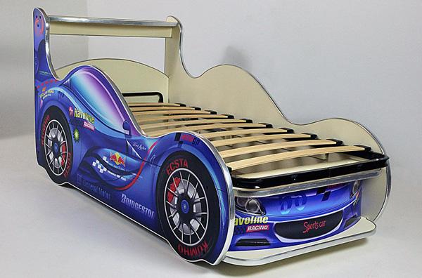 Кровать-машинка Спорт кар