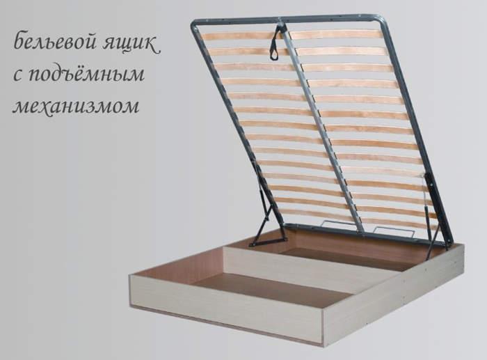 Подъемный механизм с решеткой для кровати фабрики Фокина