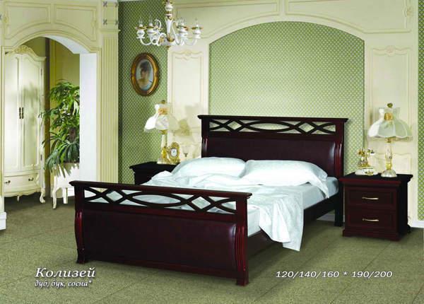Кровать Фокин Колизей