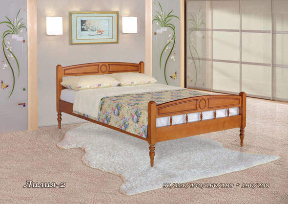 Кровать Фокин Лилия 2