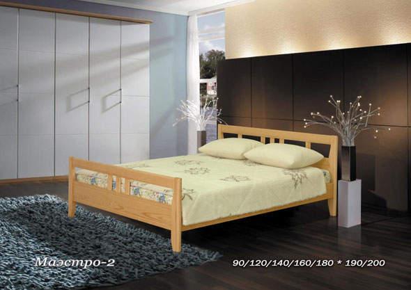Кровать Фокин Маэстро 2