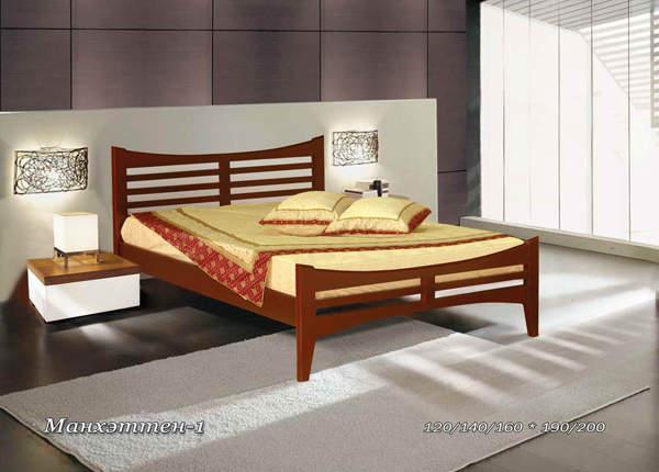 Кровать Фокин Манхэттен 1