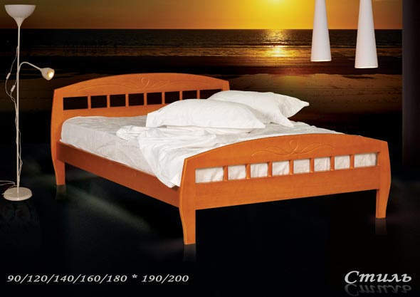 Кровать Фокин Стиль 2