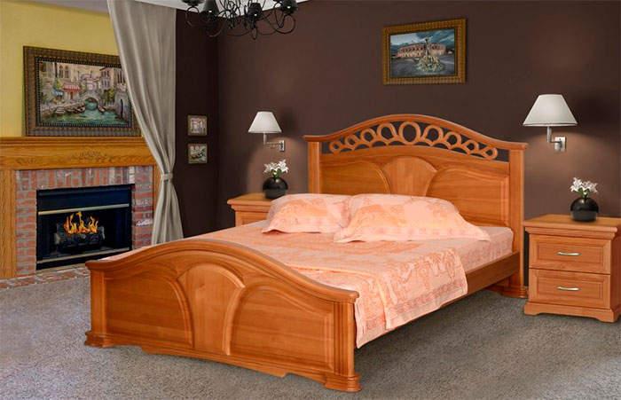 Кровать Фокин Валенсия 2