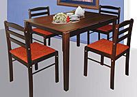 схема мебели - Столы - Стол обеденный.
