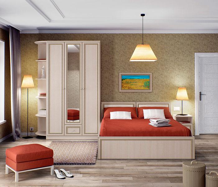 Спальня Столплит Грация, комплектация 2