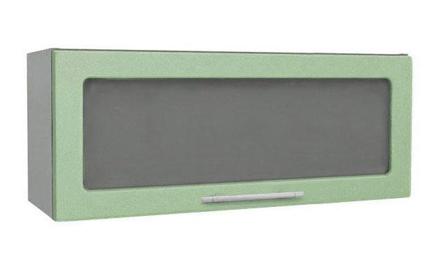 Полка горизонтальная Анна с витриной, АП-290 + ФВ-290