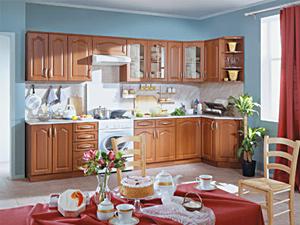 Кухни Столплит Оля (ольха)