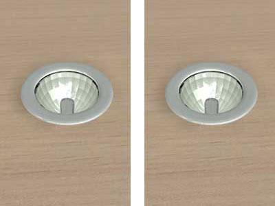 Комплект из 2-х светильников