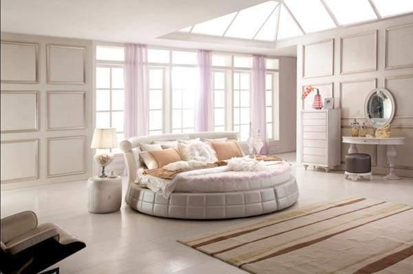 Кровать круглая Татами арт. 1156
