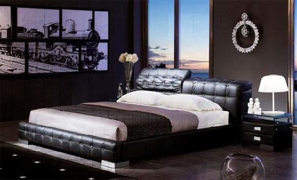 Кровать со стразами Татами арт. AY 218