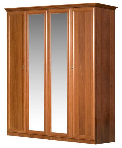 4-х дверный шкаф Европа - 7