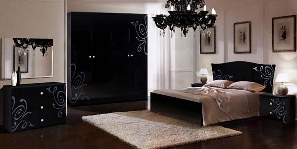 Спальня Ярцево Европа-9 (черный)