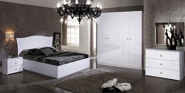 Спальня Ярцево Европа-9 (белый)
