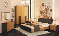 Мебель для спальни Любимый дом