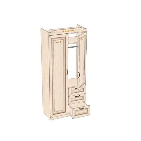 Шкаф двустворчатый Любимый дом Аврора, ЛД 504.020