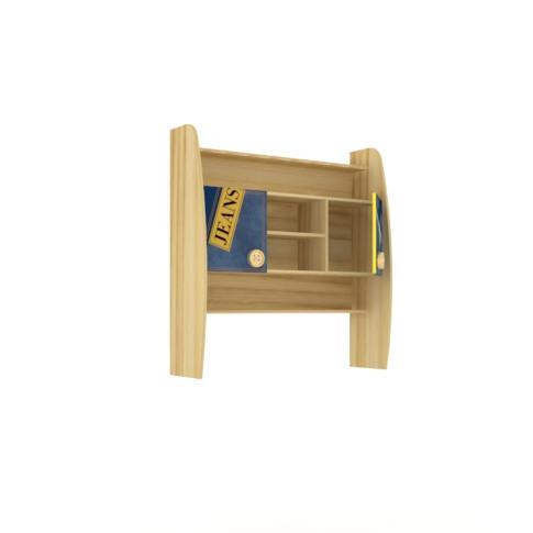Стеллаж для стола Любимый дом Джинс, ЛД 507.120