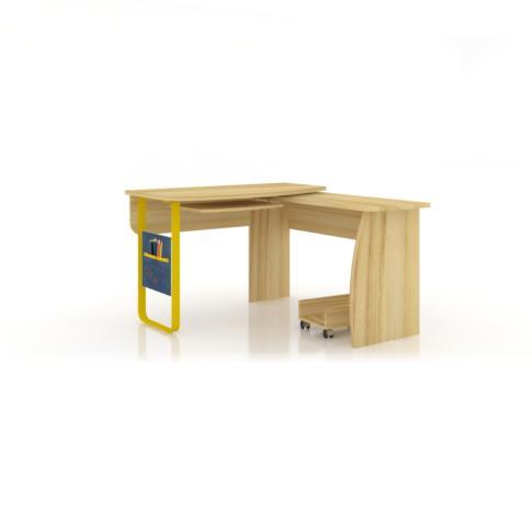 Стол угловой Любимый дом Джинс, ЛД 507.080