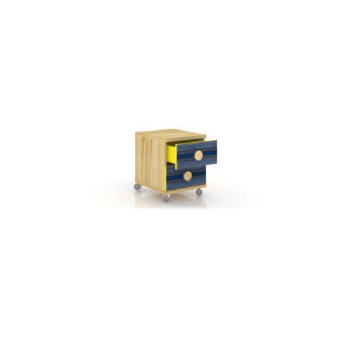 Тумба с ящиками Любимый дом Джинс, ЛД 507.110