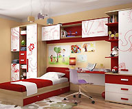 Детская мебель Любимый дом