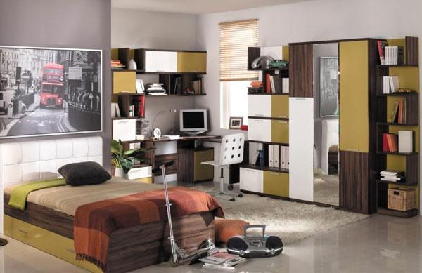Комплект мебели для детской Модекс №1