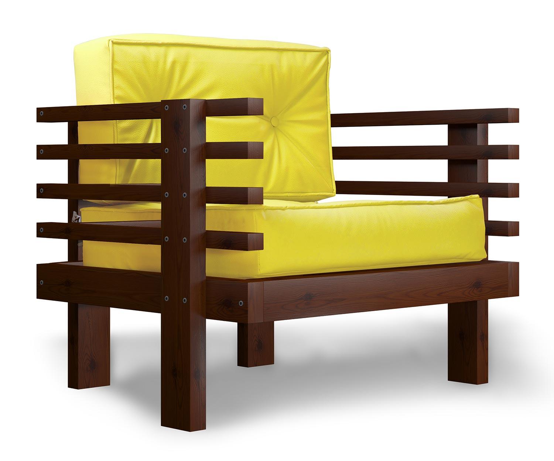 Кресло Андерсон Стоун (бук)