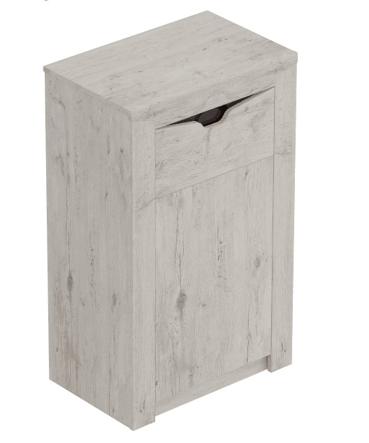 Тумба МебельГрад Соренто с дверцей и ящиком Дуб бонифаций