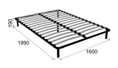 Основание Ижмебель 160х200 см