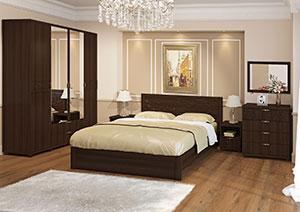 Спальня Арника Ирис (дуб тортона)