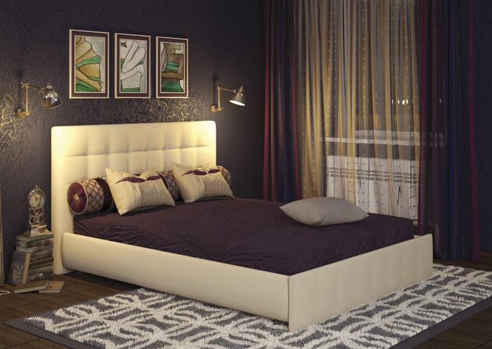Как улучшить спальню: правильное освещение в спальне