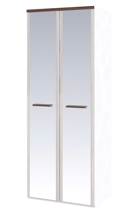 Шкаф Арника Яна для одежды с зеркалом, арт.1