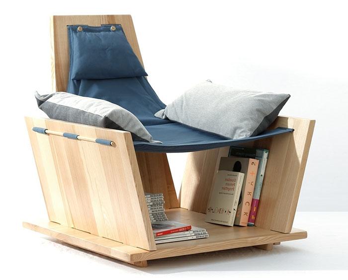 Кресло Paciocco для чтения