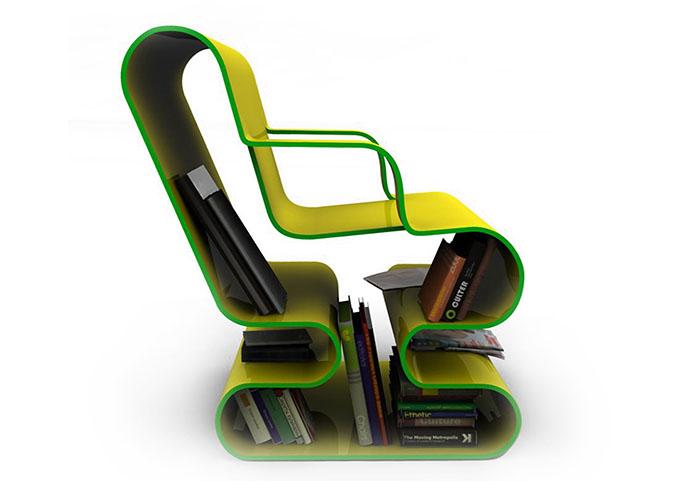 Дизайнерское кресло Ofo от Solovyov Design studio