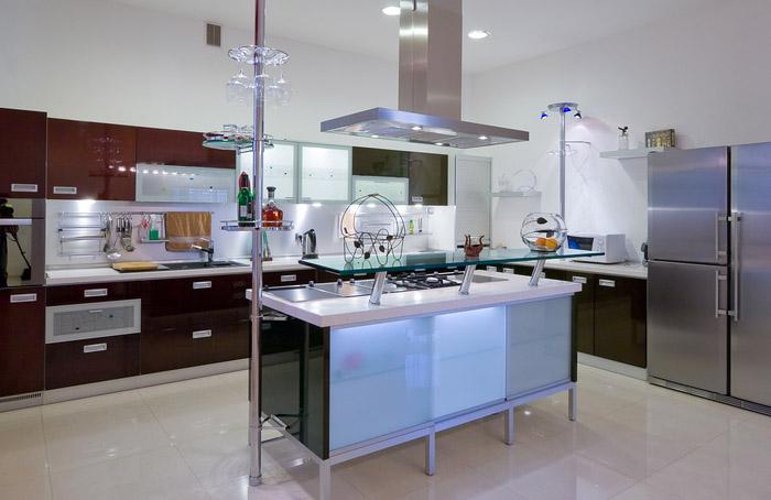 Как правильно спланировать кухню: кухня-остров