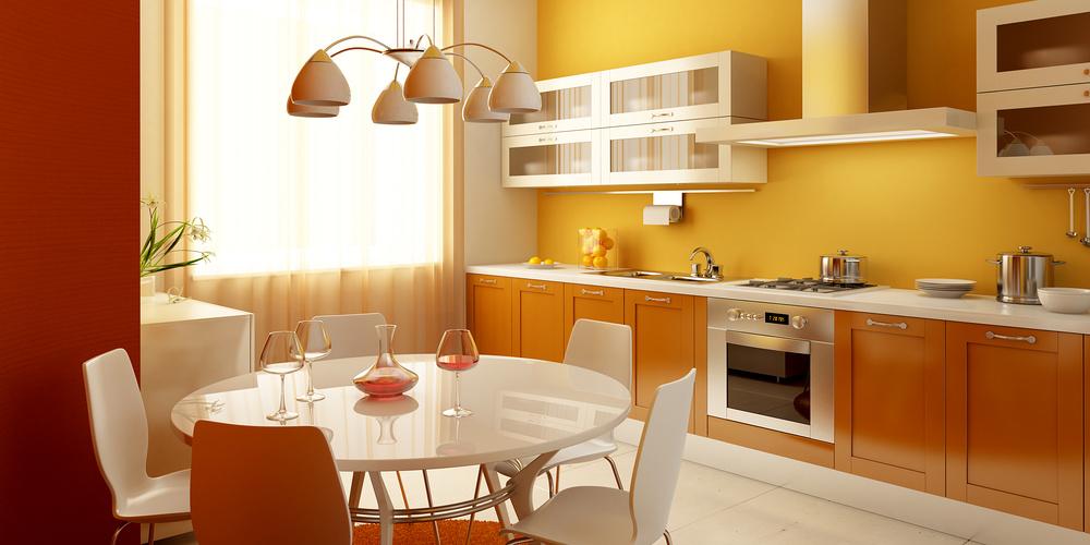 Локальный свет на кухне