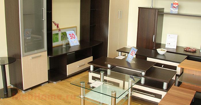 Где купить много мебели дешево