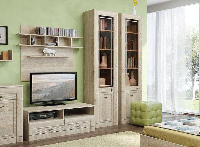Шкаф для книг (Корвет)