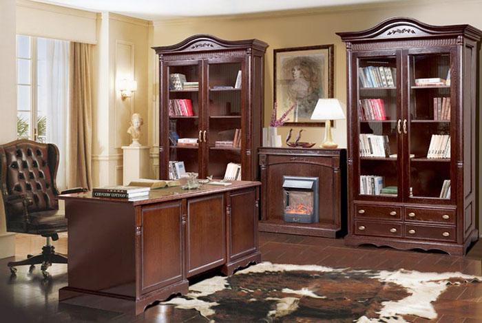 Книжные шкафы (Бобруйскмебель)